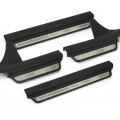 KIA K5 - GUARD ASSY - LED DOOR SCUFF SIDE STEP PLATE  [85871-2T101VA]