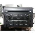 Hyundai Grandeur HG - USED HEAD UNIT ASSY-AVN [96560-3V6504X]