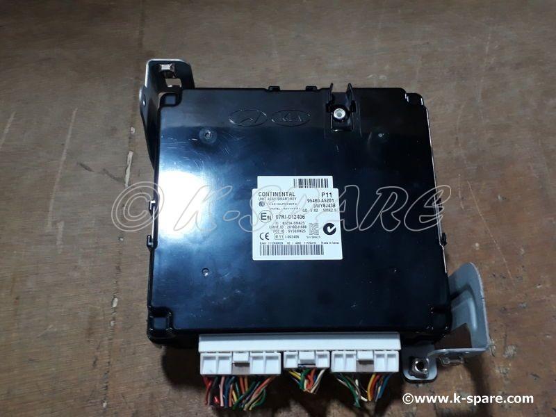 [MOBIS] Hyundai i30 GD - MODULE ASSEMBLY - SMART KEY - USED B-Grade  [95480-A5201]