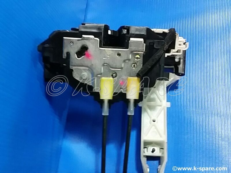 Hyundai I30 Used Latch Amp Actuator Assy Fr Dr Lh 81310