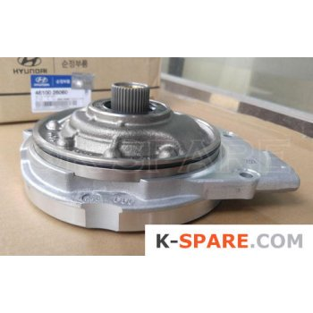 HYUNDAI / KIA - SET-OIL PUMP ASSY [4610026060] by K-Spare.com