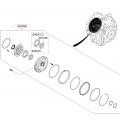 Huyndai / Kia - Lwr Arm-Ball Joint [545303X000]