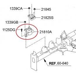 i40 Sedan - Bracket-Engine MTG [218103Z300]