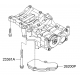 Hyundai / Kia - Carrier-Balancer Shaft [233002F100]
