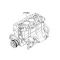 Hyundai / Kia - ENGINE ASSY-SHORT [2J0224AU00]