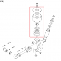 Hyundai Bus - Spring Assy-Air Front [541708K500]