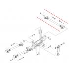 Hyundai Bus - Rod Assy-Lateral Front [545308K500]