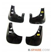 K5 - Guard Assy-Front Wheel Mud, RH [868322T100]