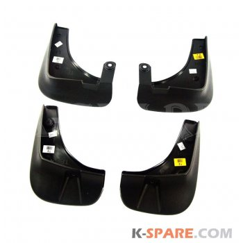 Kia K5 - Guard Assy-Front Wheel Mud, RH [86832-2T100] by K-Spare.com
