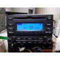 Hyundai Avante Hybrid - USED RADIO ASSY-ETR [961602Q6009P]