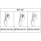Grand Starex - Switch-S/Whl Hands Free, RH [967004H201KL]