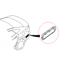 Hyundai / Kia - Grille Assy-Air Extractor [975103V000]