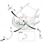 Sorento R - Wiring Harness-Battery Positiv [918512P611]