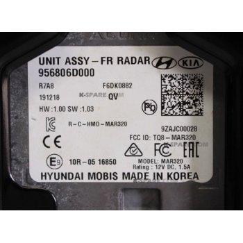 Hyundai - Used Unit Assy-Front Radar [95680-6D000] by K-Spare.com