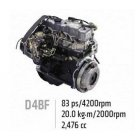 HYUNDAI - ENGINE ASSEMBLY-SUB [2110142A20]
