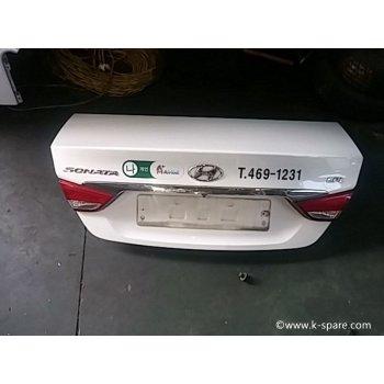 HYUNDAI Hyundai YF Sonata - USED PANEL ASSY-TRUNK LID [69200-3S030] by K-Spare.com