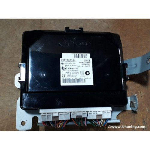 [MOBIS] Hyundai Santa Fe DM - MODULE ASSEMBLY - SMART KEY - USED B-Grade  [95480-2W400]