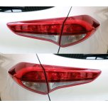 Hyundai Tucson TL - LAMP ASSY-RR COMB O/S LH [92401D3100]
