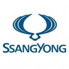 SSANGYONG - MUD GUARD-RR, LH [7977009000]