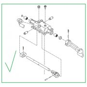 Grand Starex / H1 - Shaft Complete-Control [4380025500]